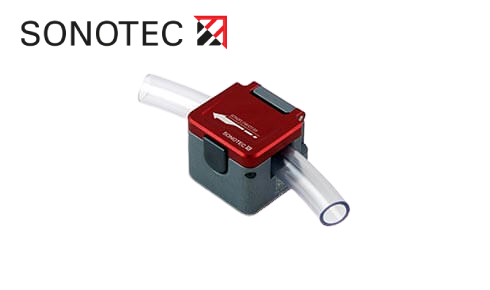Featured Product - Sonotec Flow Sensor
